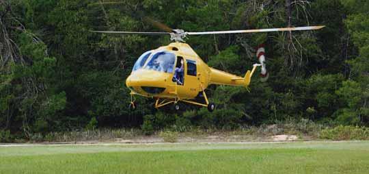 Вертолеты наступают