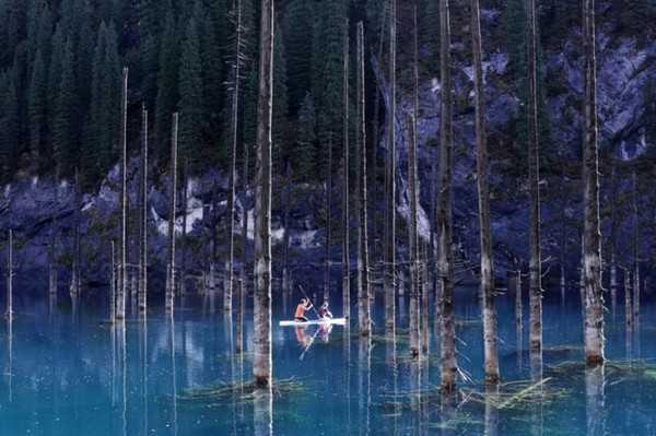 Удивительные фотографии, сделанные без применения фотошопа